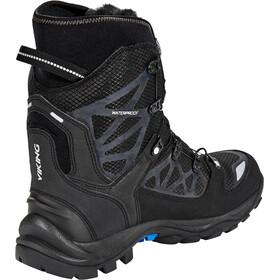 Viking Footwear Constrictor III Boa Stivali, nero